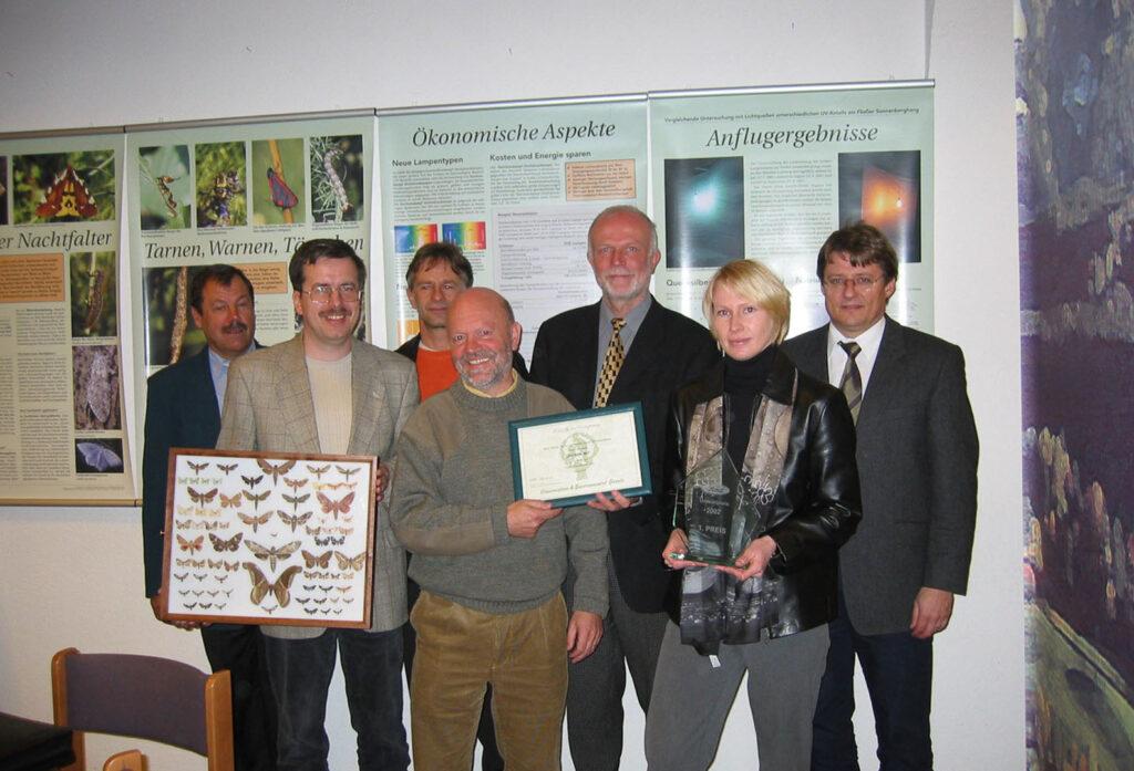 Auszeichnung Umweltpreis